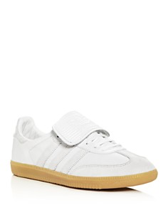 Adidas - Men's Samba Reconstructed Leather Lace Up Sneakers